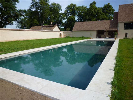 Construction piscines dans le 18 bourges et vierzon 45 for Construction piscine bourges